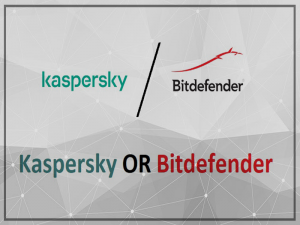 Bitdefender Or Kaspersky