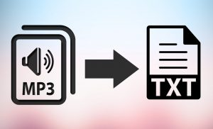 Best Mp3 To Text Converter Online Free