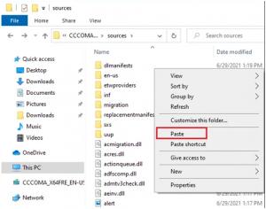 USB Windows 11 Bootable drive