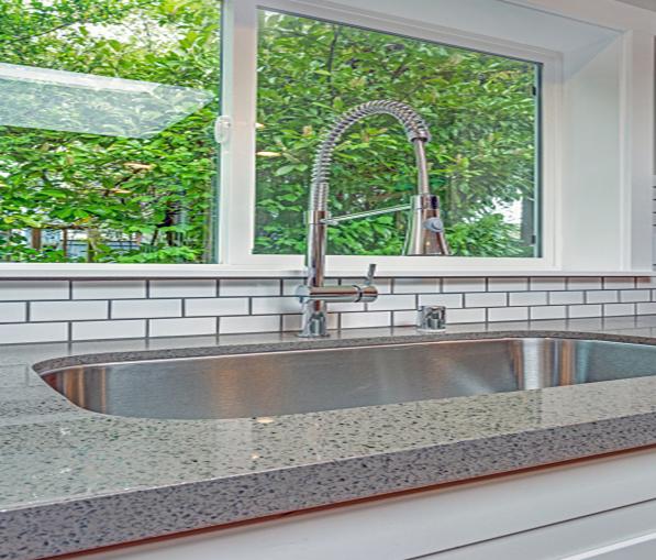 Install an Undermount Kitchen Sink