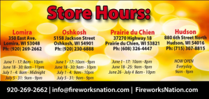 Get unlimited fireworks products at an affordable price