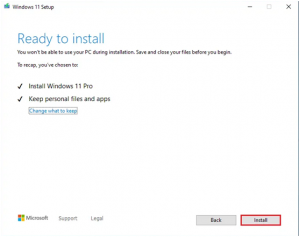 Windows 11 is ready to upgrade