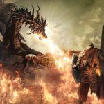 Dark Souls Dragon