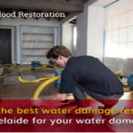 water damage restoration Adelaide