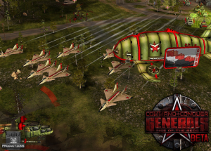 Command And Conquer Generals Rise Of The Reds
