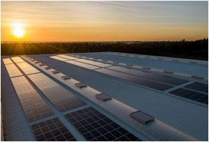 Solar Power for Security Smart Solutions
