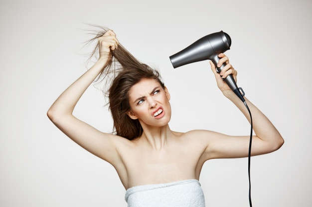 What Hard Water Does To Your Hair