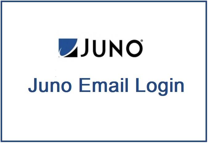 juno webmail login