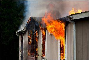 Residential Fire Damage Restoration Service